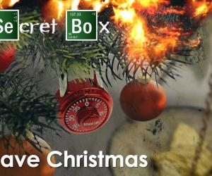 Christmas Secret Escape Box