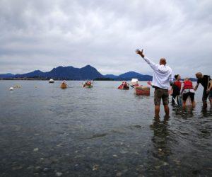 Team Building-Crazy For Team-Carton Boat (1)