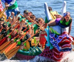 Team Building - Team Sport - Dragon Boat