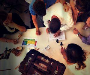 Team Building - Thrilling & Suspense - Secret Box